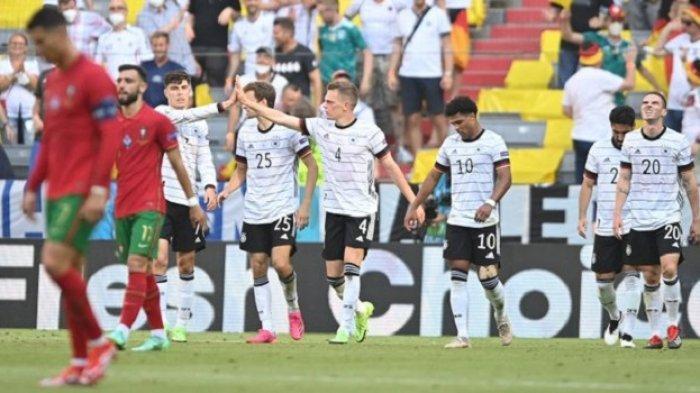 Piala Eropa 2020 Jerman Taklukkan Portugal 4-2, Dua Gol Sumbangan Gol Bunuh Diri Pemain Portugal