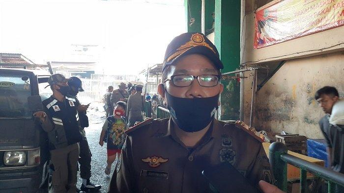 Relokasi Pedagang Pasar Ciputat, Satpol PP Tangerang Selatan Klaim Pedagang Bersikap Kondusif