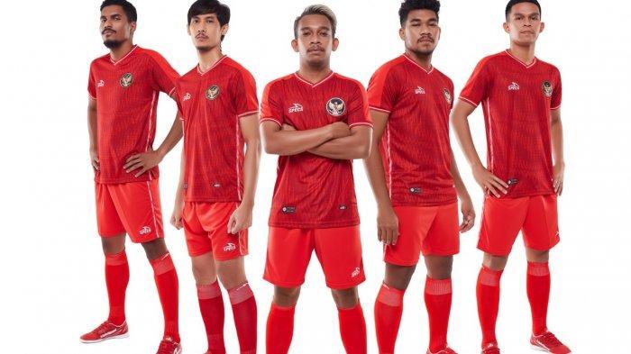 Begini Penampakan Jersey Kandang Timnas Futsal Indonesia, Terinspirasi dari Kerajinan Tenun