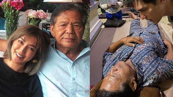Kondisi Terkini Ayah Jessica Iskandar: Susah Napas dan Tak Bisa Berjalan