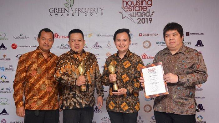 Jakarta Garden City Raih Penghargaan Housing Estate Awards 2019