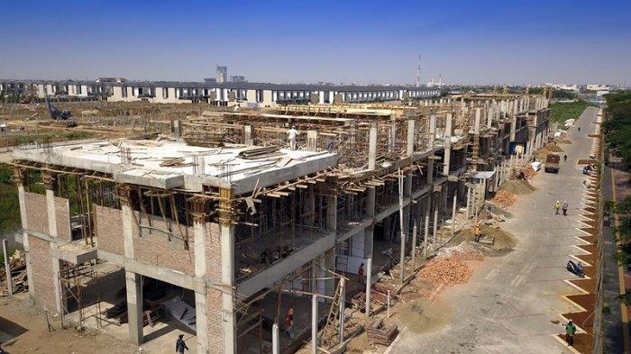 "Lifestyle Center ""New East"" Jakarta Garden City Terus Dipercepat Pembangunannya"
