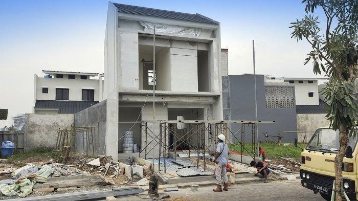 Rumah di Cluster New Shinano Precast, Jakarta Garden City (JGC).
