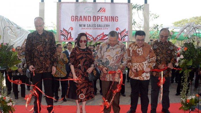 PT Mitra Sindo Sukses Resmikan Sales Gallery Baru Jakarta Garden City