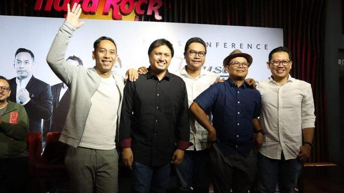 Jikustik Berdamai, Lalu Sepakat Gelar Konser Reunian di Yogyakarta
