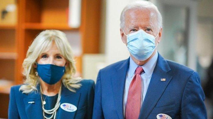 Jill Biden dan Joe Biden