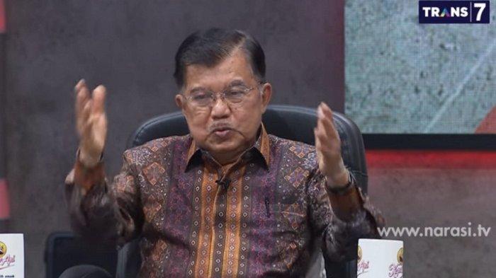 Kerap Dimintai Pendapat Presiden, JK Bocorkan Pertimbangan Jokowi Pilih Menteri