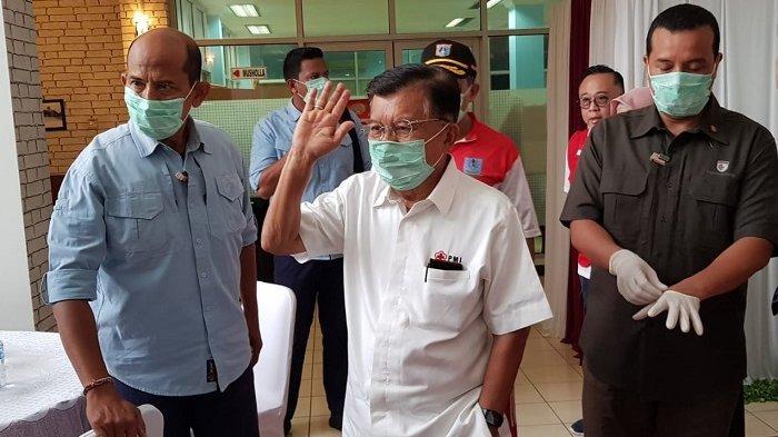 PMI Kerahkan 2.000 Tim Semprot Disinfektan di Lapas dan Rutan Indonesia