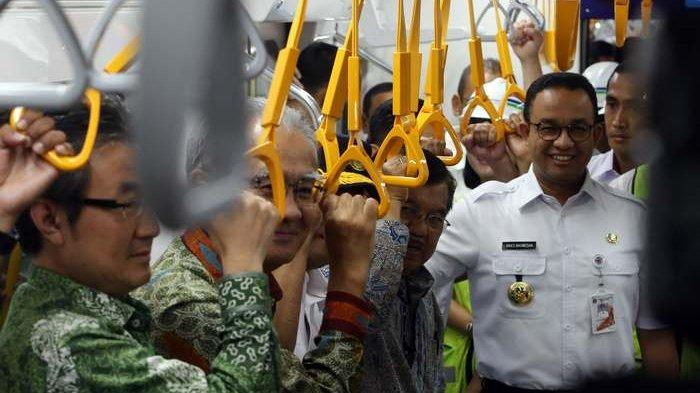 MRT Ditargetkan akan Dibuka Tanggal 12 Maret 2019 dan Tidak akan Kembali Meleset