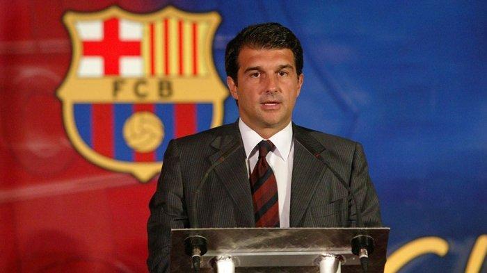 Joan Laporta mencalonkan diri lagi menjadi Presiden Klub FC Barcelona dengan janji akan mempertahankan Lionel Messi