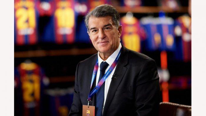 Joan Laporta Terpilih Lagi Menjadi Presiden Klub FC Barcelona dan Akan Mempertahankan Lionel Messi