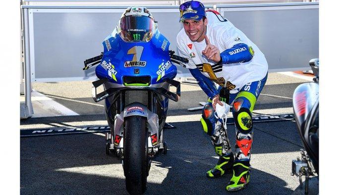 Joan Mir Siap Bersaing dengan Marc Marquez di MotoGP 2021
