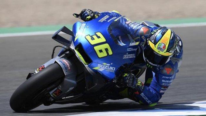 Dua Link Live Streaming MotoGP Valencia, Franco Morbidelli Pole Position, Joan Mir Berpeluang Juara