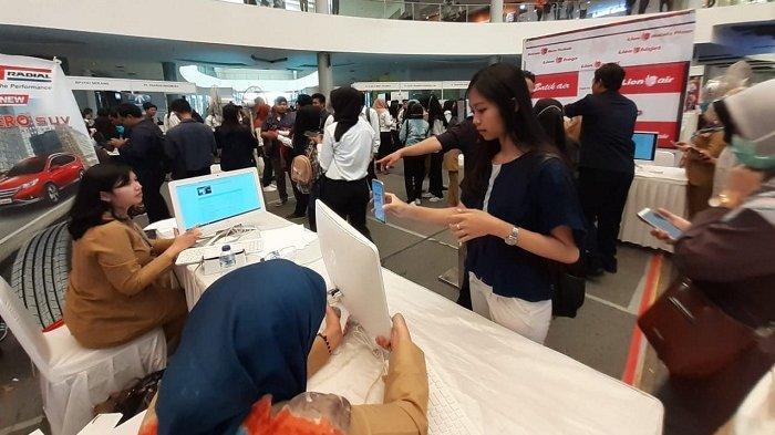 Ada 70.000 Pengangguran di Kota Tangerang, Job Fair Digelar di Seluruh Kecamatan, Ini Jadwalnya