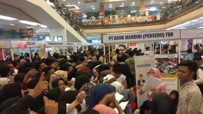 Tekan Angka Pengangguran di Masa Pandemi Covid-19, Disnaker Tangerang Gelar Job Fair Sebulan Sekali