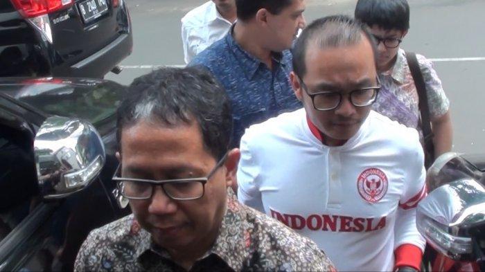 Terungkap Materi Pertanyaan Penyidik ke PLT Ketum PSSI Joko Driyono