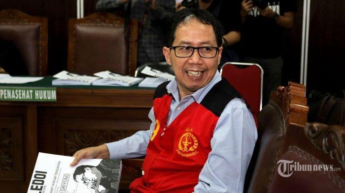 Joko Driyono Senin Besok Bebas Bersyarat, IPW: Satgas Antimafia Bola Tidak Jelas, Bubarkan Saja