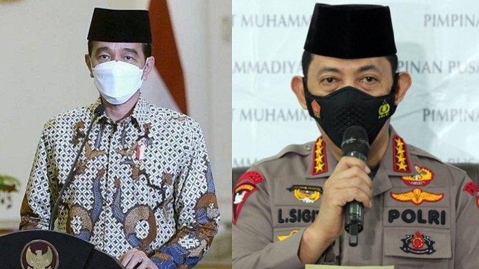 Marak Warga Saling Lapor UU ITE, Jokowi Minta Kapolri Selektif, Listyo: Suasananya Sudah Tidak Sehat