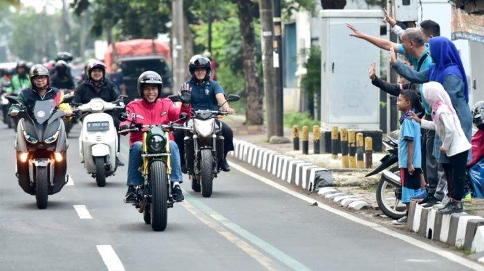 Mahasiswa Gugat Aturan Lampu Motor Nyala di Siang Hari Tak Dipatuhi Jokowi, Ini Kata Polisi