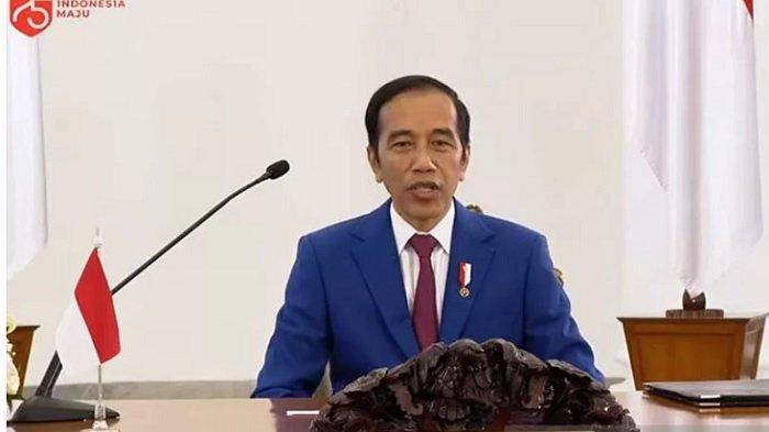 Presiden Jokowi Beberkan Upaya Strategis Indonesia Keluar dari 'Middle Income Trap'