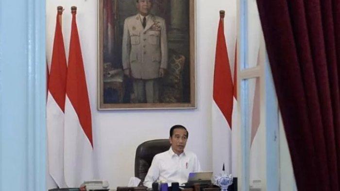 Dampak Mitigasi Covid-19, Jokowi Minta  Strukturisasi Kredit Dipercepat Bagi UMKM yang Kesulitan
