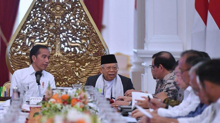 Marahi Menteri dan Niat Reshuffle, Jokowi: Asal untuk Rakyat, Saya Pertaruhkan Reputasi Politik!
