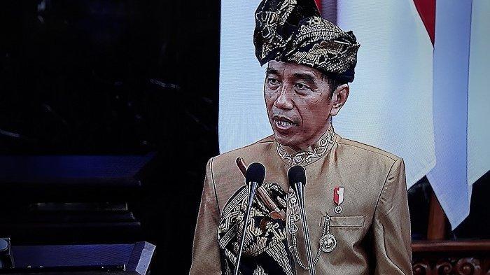 Di Depan DPR dan DPD, Jokowi Minta Izin Pindahkan Ibu Kota Negara ke Kalimantan