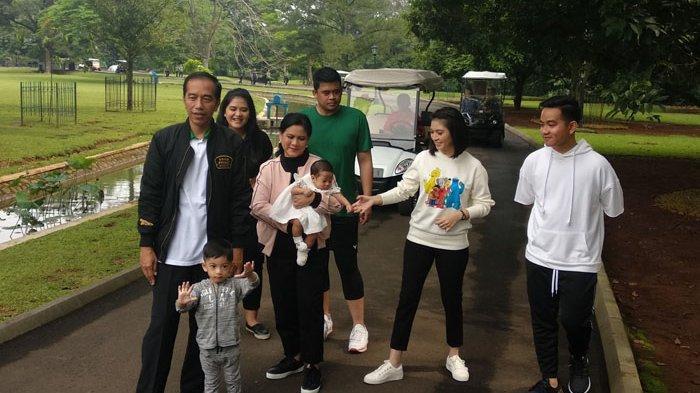 Bantah Bangun Dinasti Politik, Jokowi: Ini Kompetisi, Bukan Penunjukan, Tolong Dibedakan