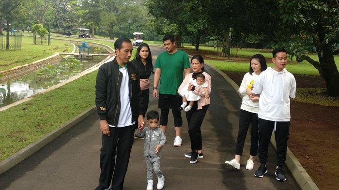 Tak Akan Ikut Kampanye Anak dan Menantunya, Jokowi: Banyak Kerjaan