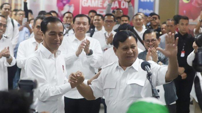 Wasekjen Gerindra Sebut Pertemuan Prabowo dengan Jokowi untuk Bebaskan Pendukungnya