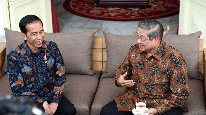 Tiga Tahun Jokowi-JK, Hanya ini Permintaan SBY