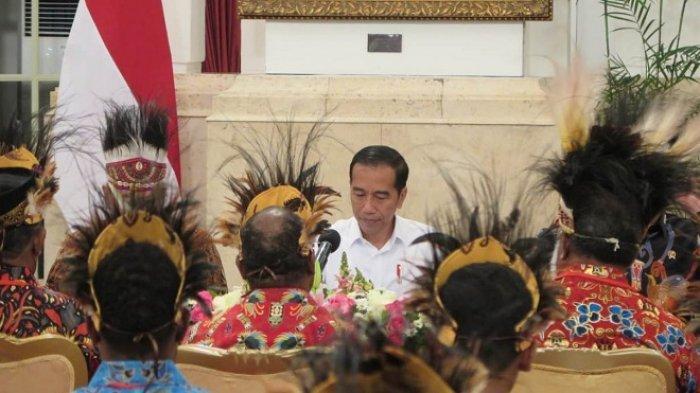 BREAKING NEWS: Tokoh Papua Minta Jokowi Bangun Istana Presiden di Jayapura