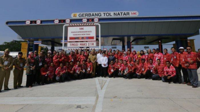Jokowi: Tahun 2024 Lampung-Aceh akan Tersambung