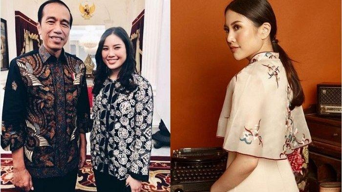 Calon Menteri Kabinet Jokowi Putri Pengusaha, Muda dan Cantik, Angela Tanoe Soedibjo