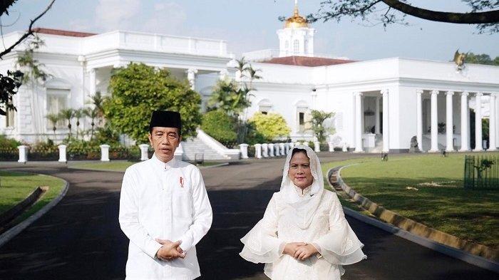Jokowi: Semoga Hari Kemenangan Ini Jadi Momentum Kita Bangkit dan Menang Lawan Pandemi Covid-19