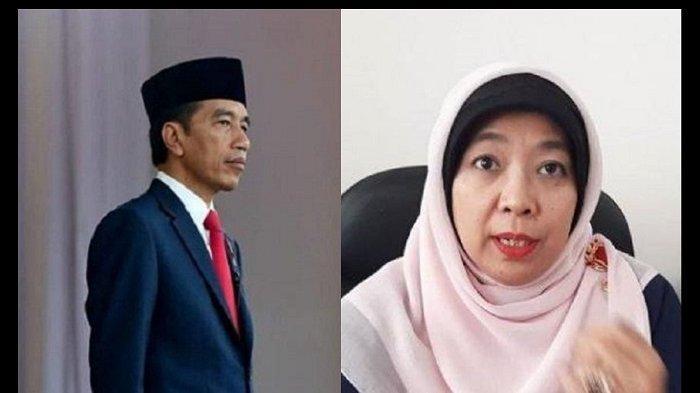 Pernyataan Bisa Hamil di Kolam Renang, Komisioner KPAI Sitti Hikmawatty Resmi Diberhentikan Jokowi