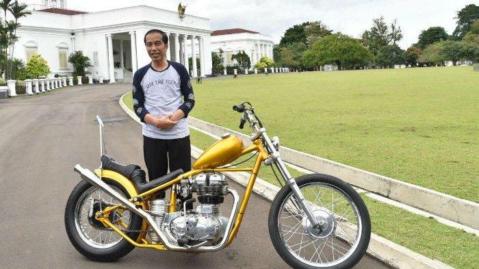 Jokowi Bakal Touring Pakai Chopperland di Jalan Trans Papua Atau Kalimantan