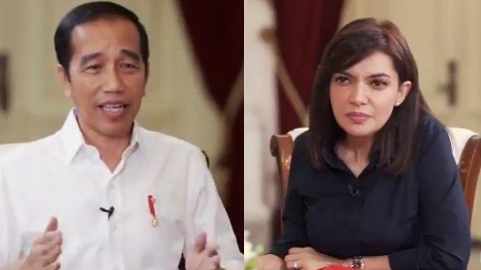 Momen Najwa Shihab Heran Ketika Jokowi Jelaskan Soal Beda Mudik dan Pulang Kampung di Masa Pandemik