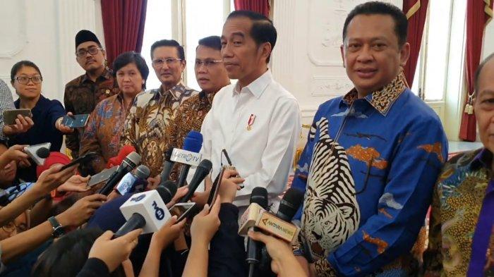 Polisi Larang Aksi Unjuk Rasa Saat Pelantikan Presiden-Wakil Presiden, Jokowi Malah Mempersilakan
