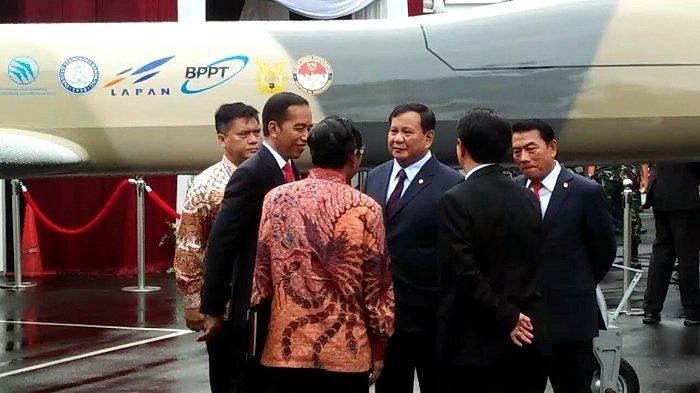 Jokowi Minta TNI Mulai Berani Pakai Senjata yang Dilengkapi Kecerdasan Buatan