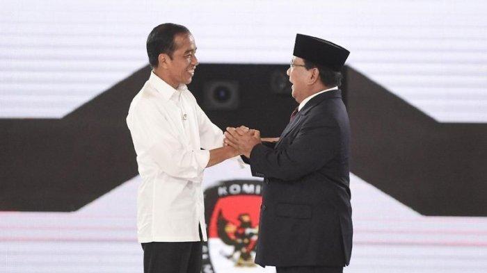 Soal Pertemuan Jokowi dan Prabowo, Luhut Panjaitan: Tidak Usah Dipaksa-paksain
