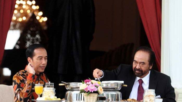 Surya Paloh Bilang Presiden Bisa Dimakzulkan Jika Keluarkan Perppu KPK