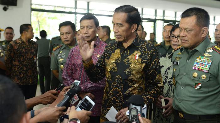 Duka Cita Mendalam Jokowi untuk Intan Olivia