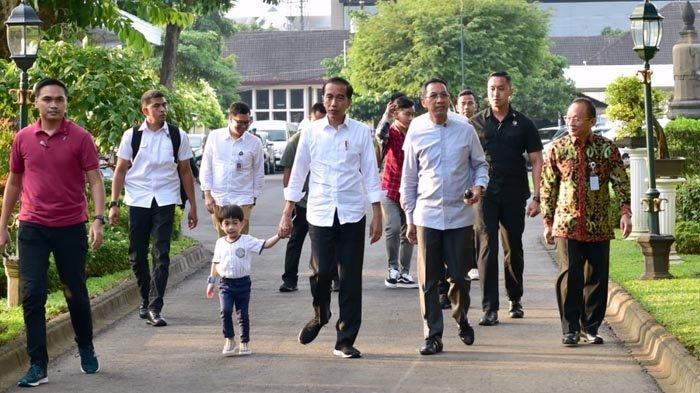 Jokowi Sebut Akan Ada Menteri Berusia 25 - 30 Tahun, Kandidat Kuatnya Mantan Anak Buah Ahok BTP