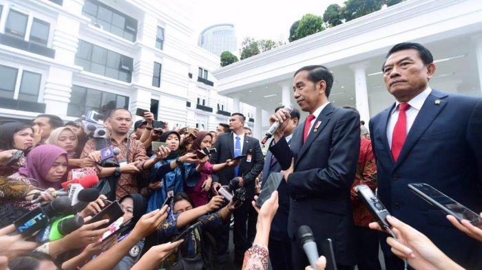 Jokowi Sebut 689 Kombatan di Luar Negeri Sebagai ISIS Eks WNI, Bukan WNI Eks ISIS