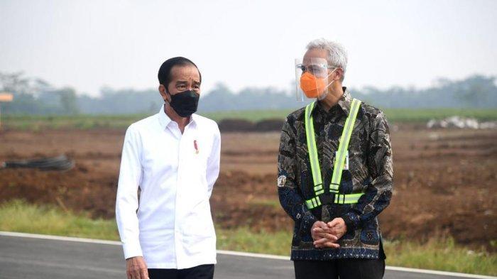 VIDEO : Presiden Jokowi Mencoba Bandara Purbalingga