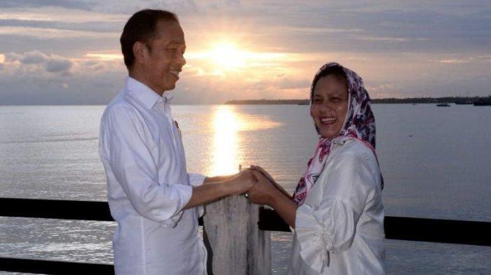 Hasil Tes Covid-19 Sudah Keluar,  Jokowi: Alhamdulillah Dinyatakan Negatif