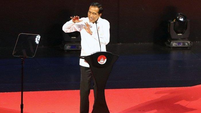 Pidato Lengkap Jokowi dalam Acara Visi Indonesia: Lembaga yang Tidak Bermanfaat akan Saya Bubarkan!