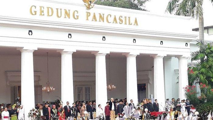 Jokowi Minta Rakyat Indonesia Jadikan Pancasila Sebagai Paham Penangkal Terorisme dan Separatisme
