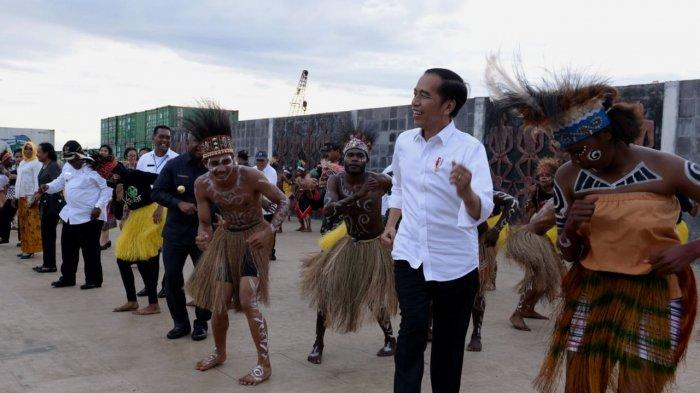 Ini Alasan Jokowi Kembali Kunjungi Papua Setelah Dilantik Jadi Presiden untuk Periode Kedua
